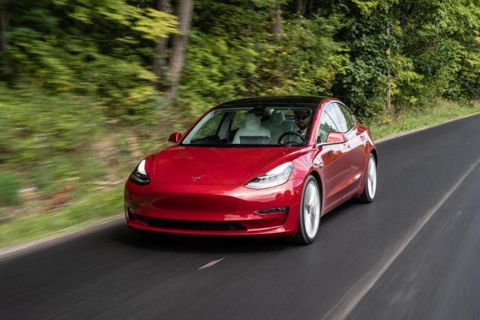 特斯拉在韩开售Model 3:电动汽车补贴力度大