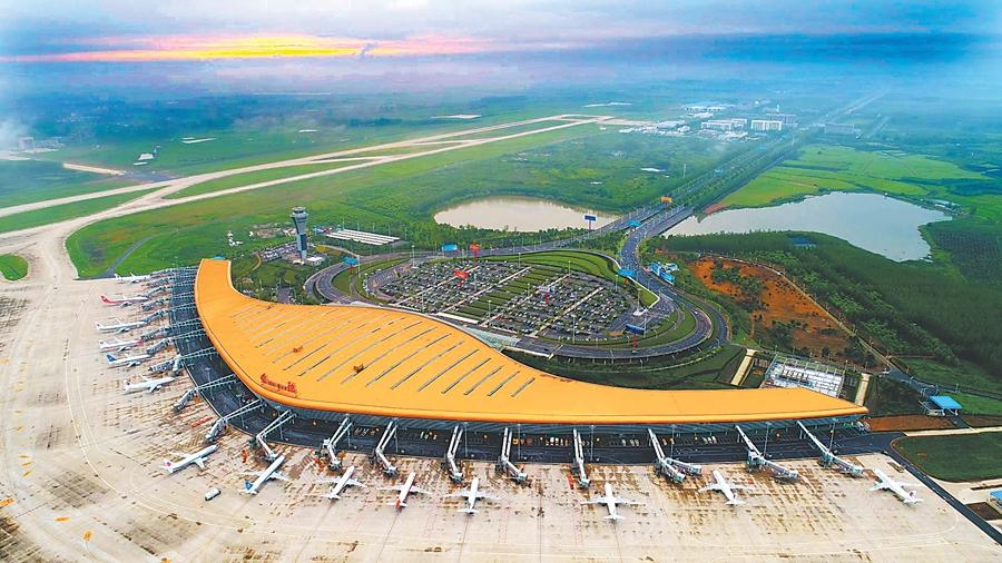 安徽省加速迈向区域性航空枢纽