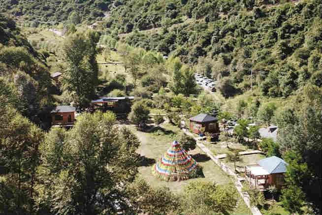 生态旅游富藏家