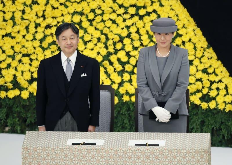 """日本""""令和""""时代首个战败纪念日 新天皇表示""""深刻反省"""""""