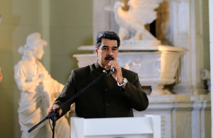 马杜罗爆料:哥伦比亚前总统曾计划刺杀我