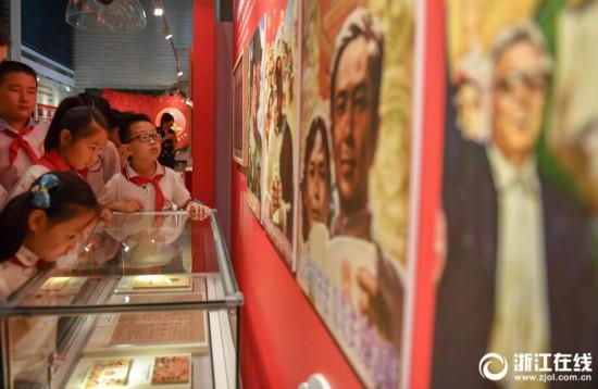 杭州:过暑假 学宪法