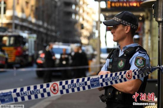 澳墨尔本警察巡逻时遭开枪扫射 3名男子被逮捕