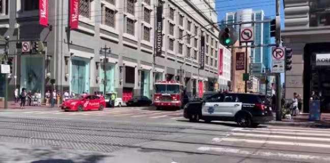 """79岁华裔老妇旧金山""""死亡街区""""遇车祸 不幸丧生"""