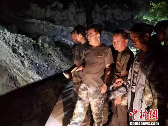 甘肃舟曲滑坡体仍持续滑动 官方启动地质灾害Ⅱ级响应