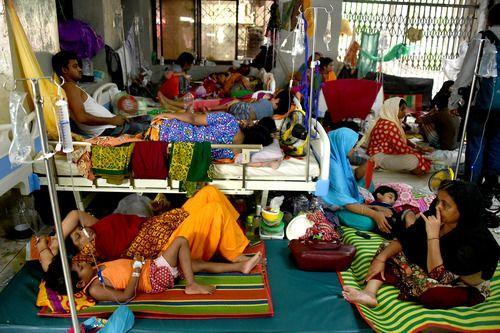 登革热疫情肆虐东南亚多国 应当如何应对?