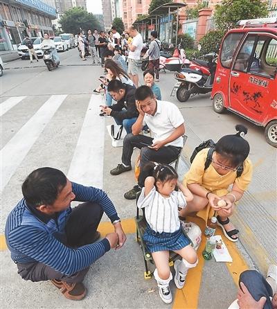 """南京幼儿园毛入园率达99.5% 家长仍觉""""入园难"""""""