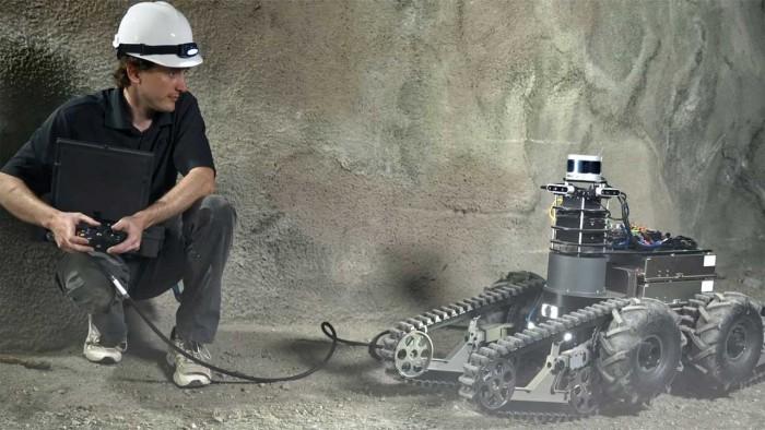DARPA地下机器人挑战明天开始 11支队伍竞逐
