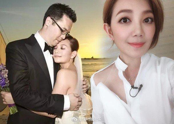 闺蜜范玮琪回应梁静茹离婚传闻:隐隐约约有听说