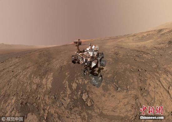 NASA赴冰島測試太空探測器 為登陸火星任務鋪路