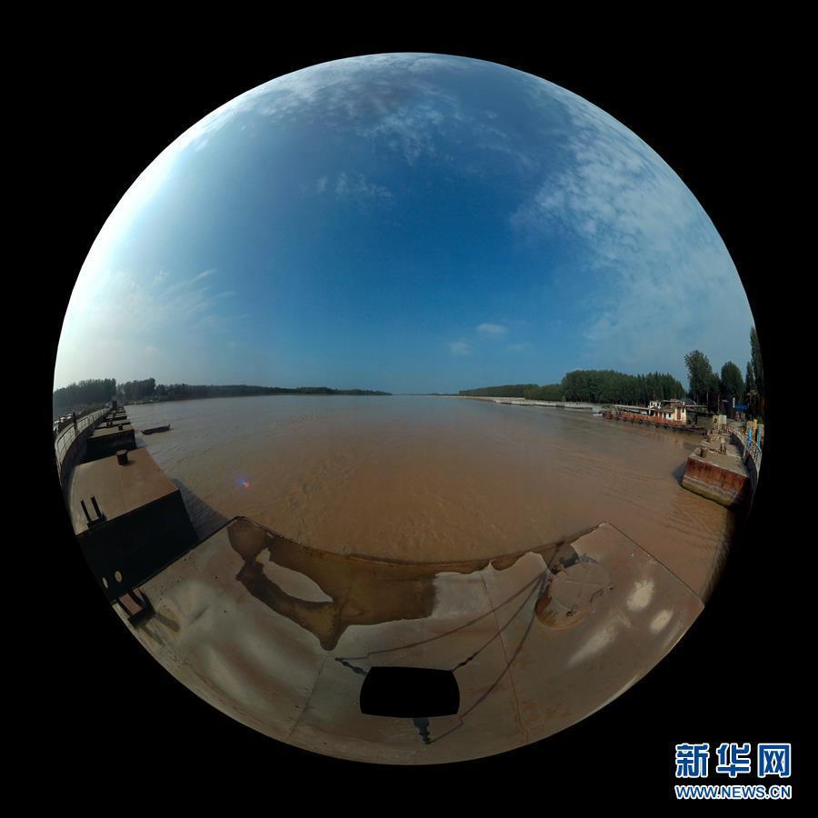 大河奔流书写绿色发展画卷――黄河连续20年不断流