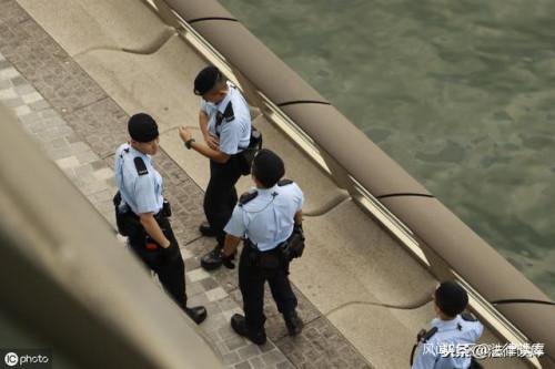 香港这么乱!从法律角度看,武警
