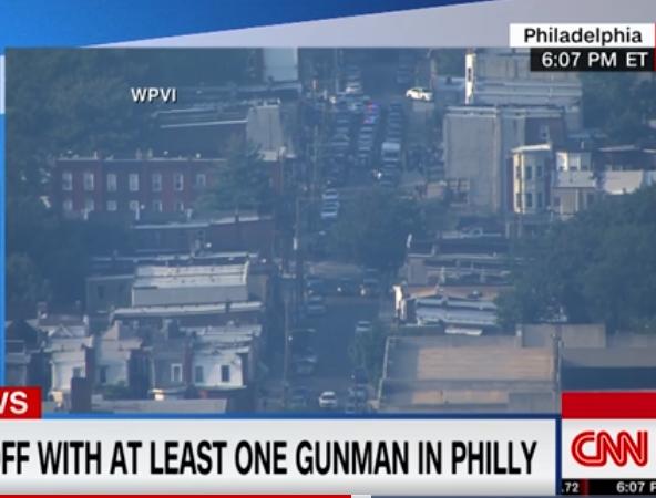 费城枪案新进展:警方与嫌犯成功通话,两名警察被秘密救出