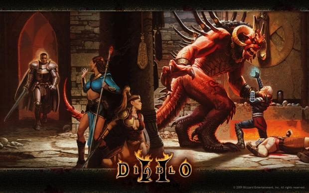 《暗黑破坏神2》可能不会被高清重制