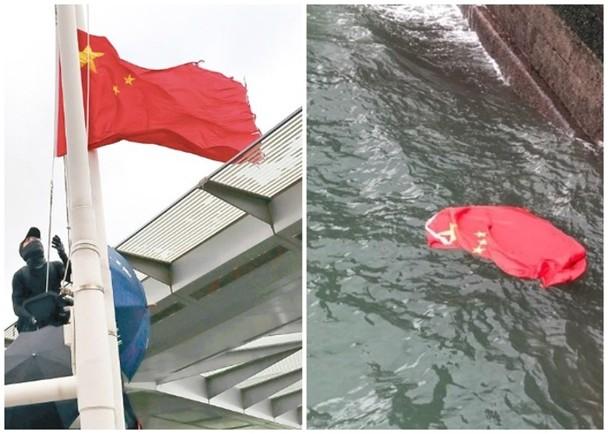 """港媒:8月3日在海港城""""串谋侮辱"""