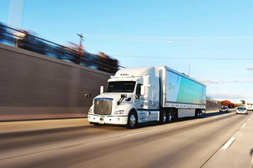 UPS一直在使用自动驾驶卡车悄悄地运送货物