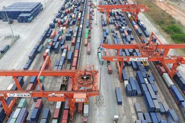 我国印发《西部陆海新通道总体规划》