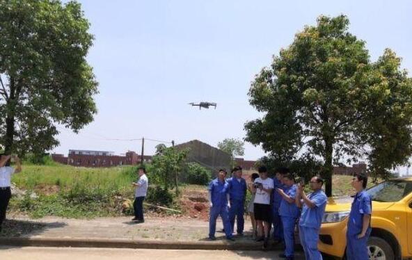 燃气管道维护:引入电子派单、无人机巡查