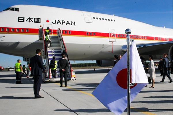 """日本""""空军1号""""拟出售:卖1.97亿元 曾搭载14位日本首相"""