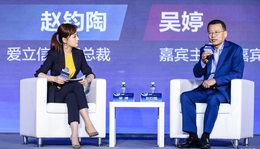 赵钧陶: 面对将至的5G时代 爱立信做好了准备