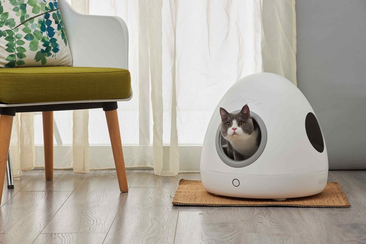 小米有品816上新智能宠物窝 智能温控+睡眠监测