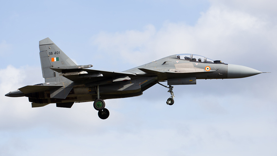印度本土化生产苏-30MKI遭重创 飞机工厂或关闭