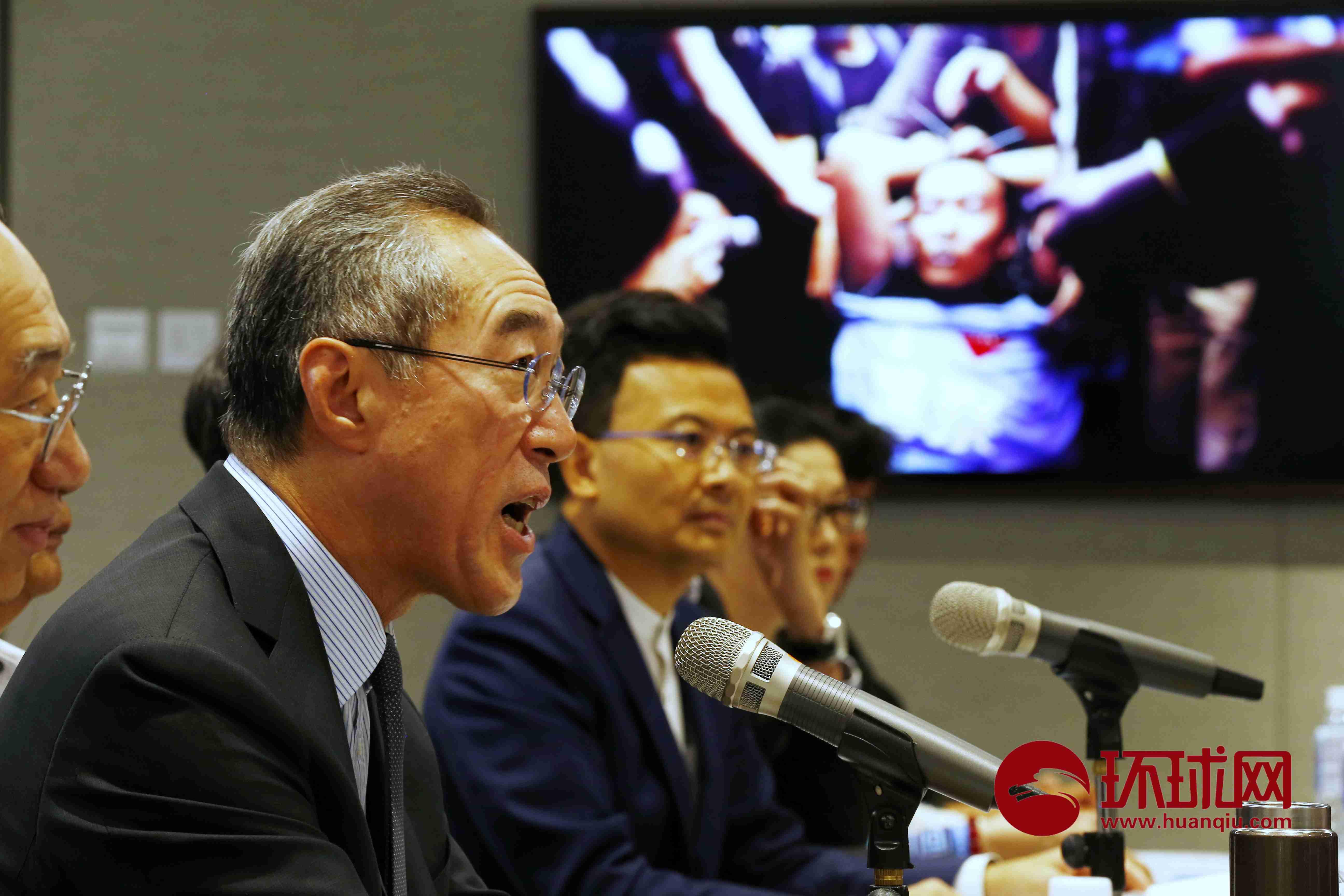 唐英年:机场暴行严重影响香港国