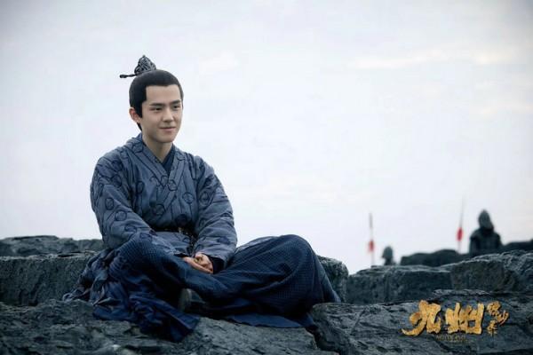 《九州缥缈录》登顶暑期档周播剧收视冠军