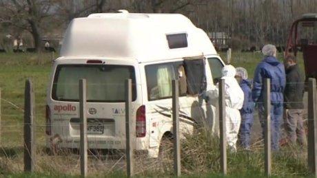 一名澳大利亚籍游客在新西兰遭枪杀 目前凶手仍然在逃