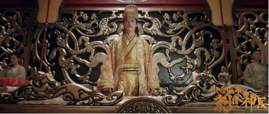 电影《长安诡事之末世神兵》定档8月25日 兵临城下背水一战