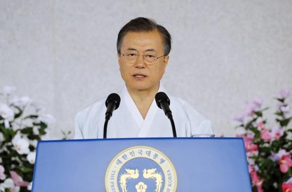 韩国在日本投降日高调办庆祝仪式,反制贸易争端成效几何?