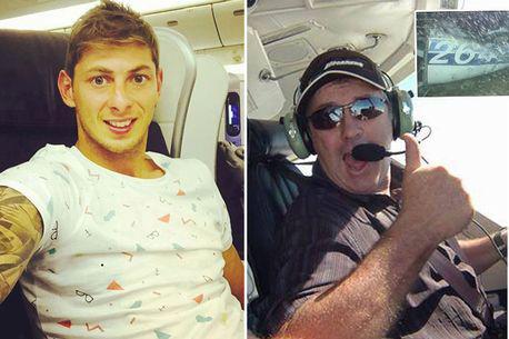 萨拉空难惊人进展:飞机坠毁前 他已一氧化碳中毒