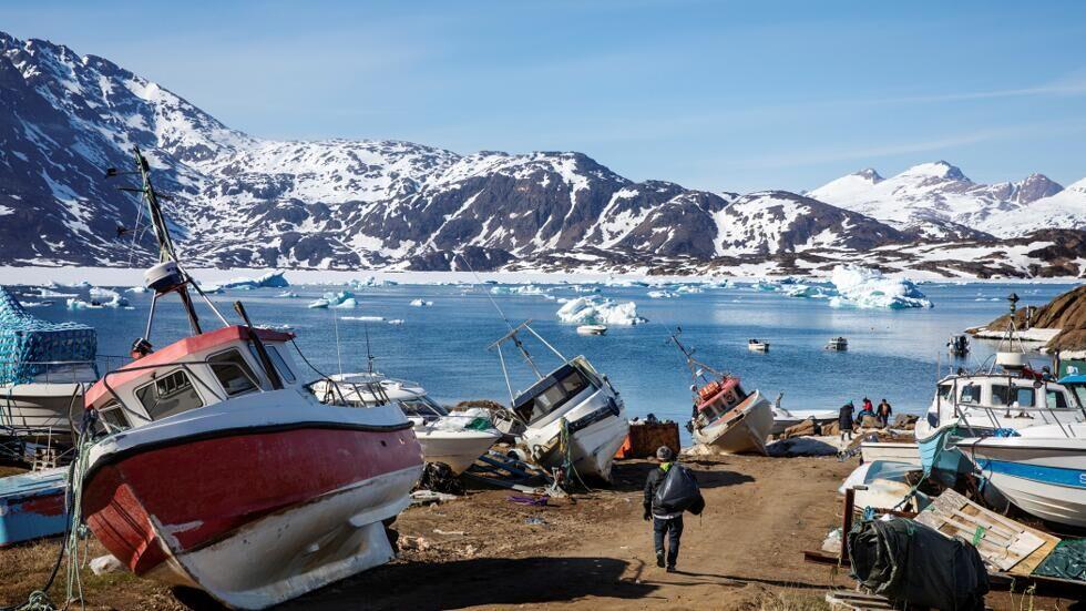 特朗普被曝有意购买格陵兰岛 格陵兰外交部:我们不卖