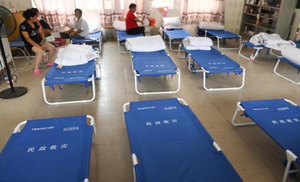 安徽宁国台风灾后情况通报:死亡5人、失联3人