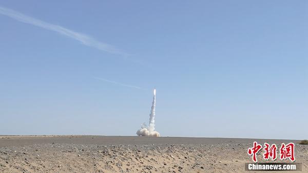 中國捷龍一號運載火箭首飛成功 創下多個首次