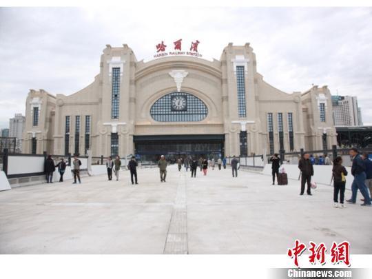 黑龙江省多地强降雨致60趟旅客列