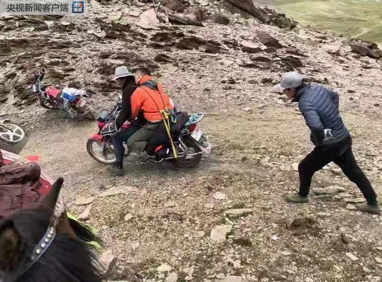 驴友私自穿越贡嘎山疑发高反 警民竭力救援未能挽回生命