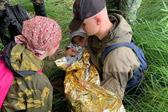 3岁男孩丛林中走失独自生存两夜被找到