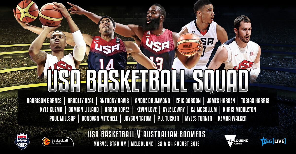 NBA球星陆续退出美国男篮,上千