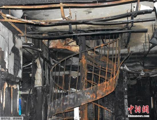 日本京都动画纵火案届满一个月 各界捐款近20亿日元