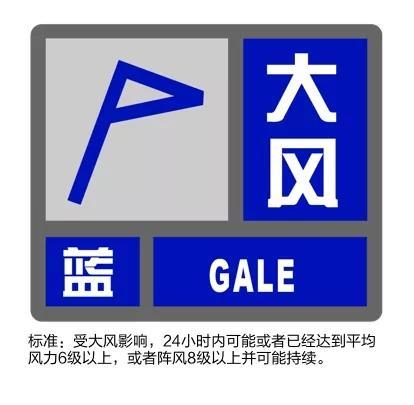 刮风打雷下雨啦!上海连发雷雨、大风、暴雨三个预警