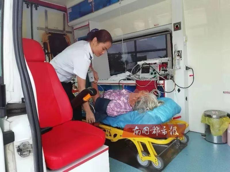 男子触电倒地,海南文昌一护士冲上去跪地救人!