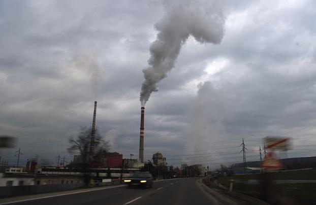 研究称大气污染颗粒真能进入大脑