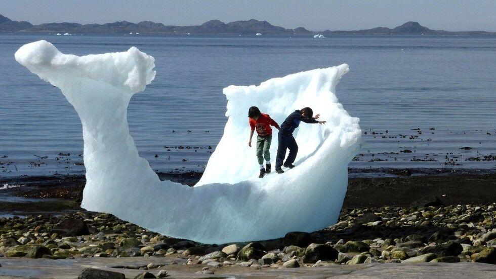 买格陵兰岛计划被拒后,特朗普不死心:我们会和丹麦谈谈