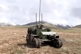 这就是未来战争?大批新装备现身高原实弹演练