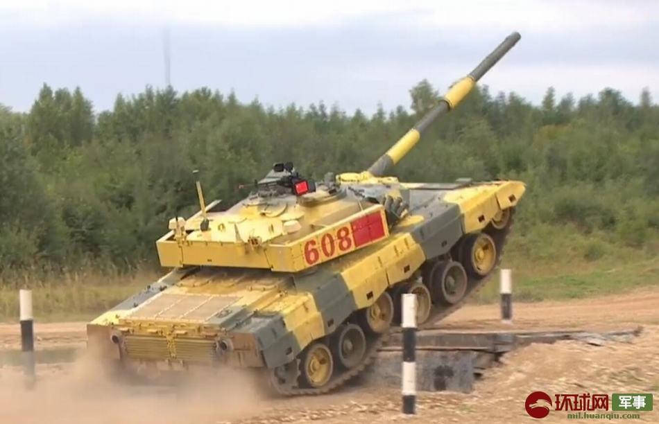 中国队首次无缘坦克两项决赛 两大原因影响发挥