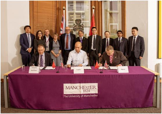 联手曼彻斯特大学  东旭光电将合作推出悬浮石墨烯传感芯片产品