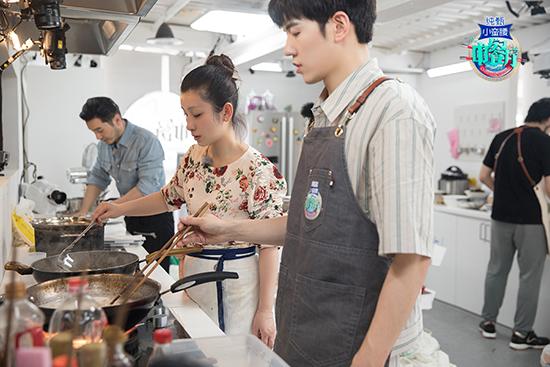《中餐厅3》大厨休假秦海璐代班饺子面食齐上阵