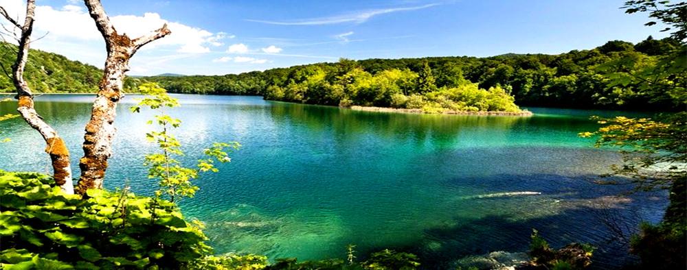 """欧洲""""九寨沟""""普利特维采湖群国家公园"""