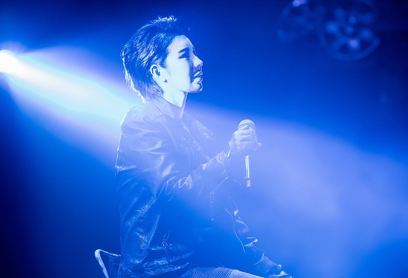 J-Min出演音乐剧《HEDWIG》 首场公演反响热烈